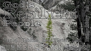 "GOD'S RESILIENT PEOPLE - ""Hope""(Job) July 26, 2020"