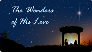 Providence | The Wonders of His Love | Pastor Tim Boggess