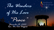 Peace | The Wonders of His Love | Pastor Tim Boggess